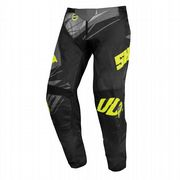 Shot Devo Ventury MX Trousers Dark Grey/Neon Yellow